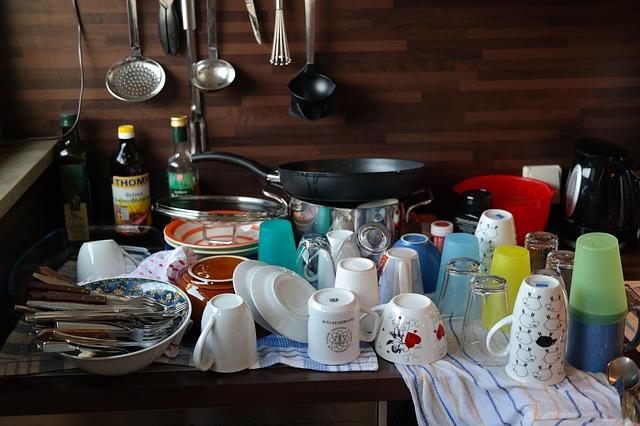 Nettoyer la vaisselle