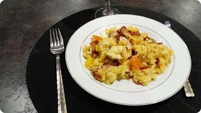 recette delicieuse de la marmite espagnole