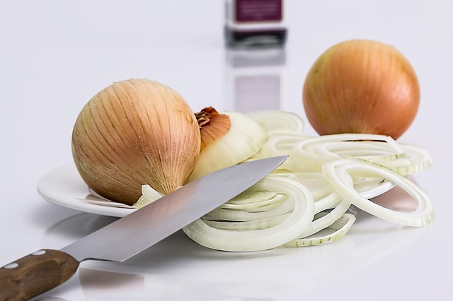 oignons pour minestrone