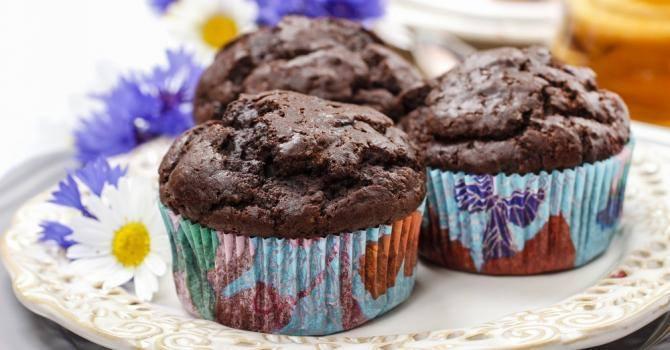 Muffin: recette allégée