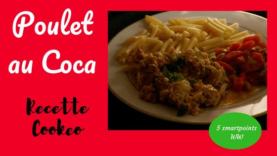 cuisiner du poulet avec du coca au cookeo